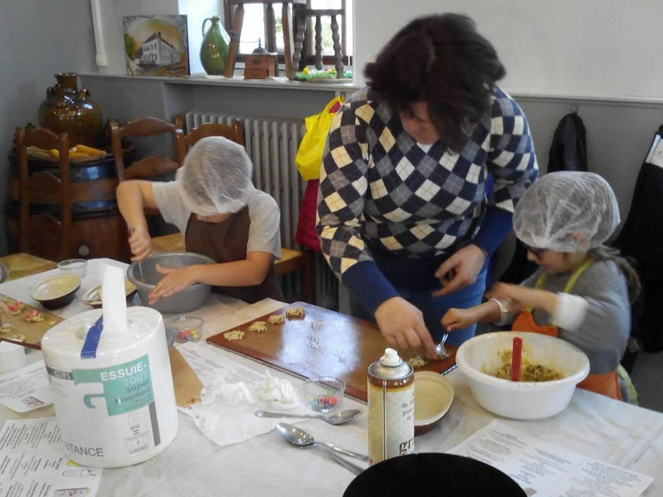 Cours de cuisine au restaurant le champcevrais en puisaye for Atelier cours de cuisine