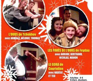 Le Picoussiau théâtre à Saint-Fargeau