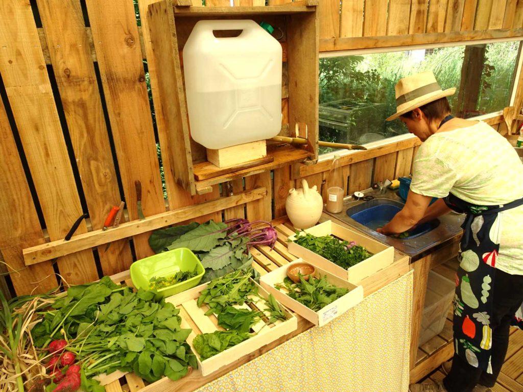 Jardin ressource du Parc - Ateliers-cuisine-puisaye