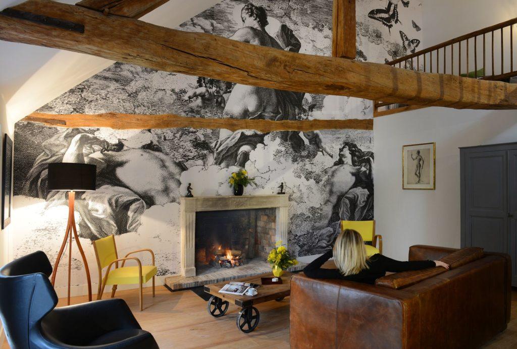 Chambres d'hôtes le domaine de l'Ocrerie à Pourrain