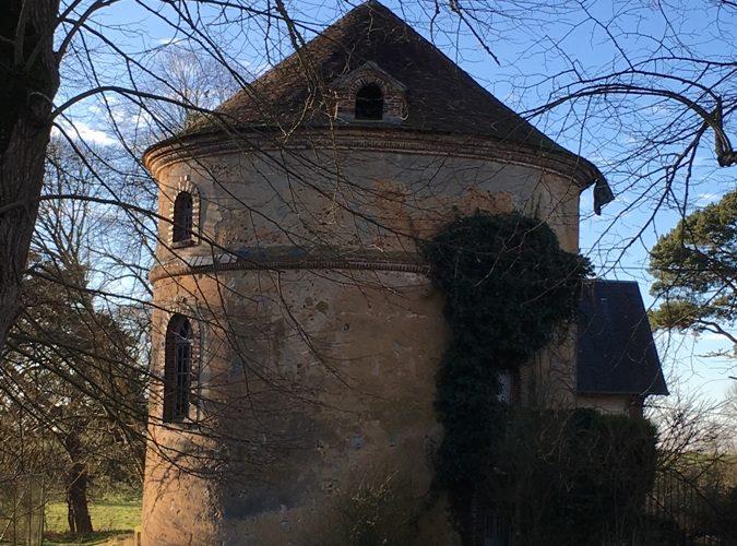 Château-de-Montigny _ Puisaye-Forterre
