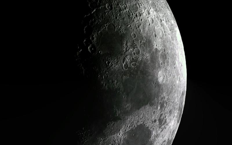 La Lune par Sébastien Rollet