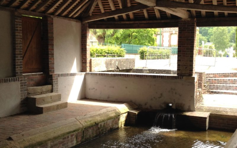 lavoir charny