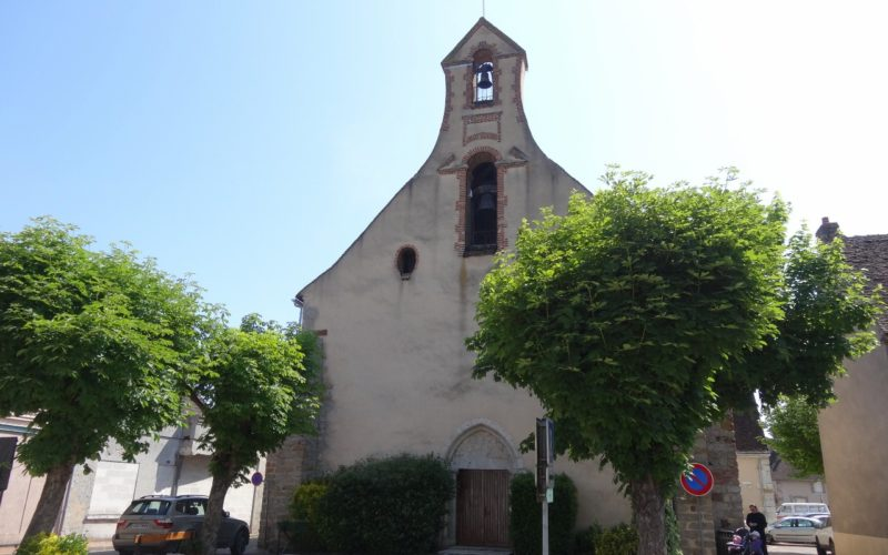 église charny