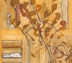 Affiche C. BRETEL – Puisaye-Forterre – Yonne – Bourgogne