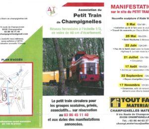 12 Train champignelle