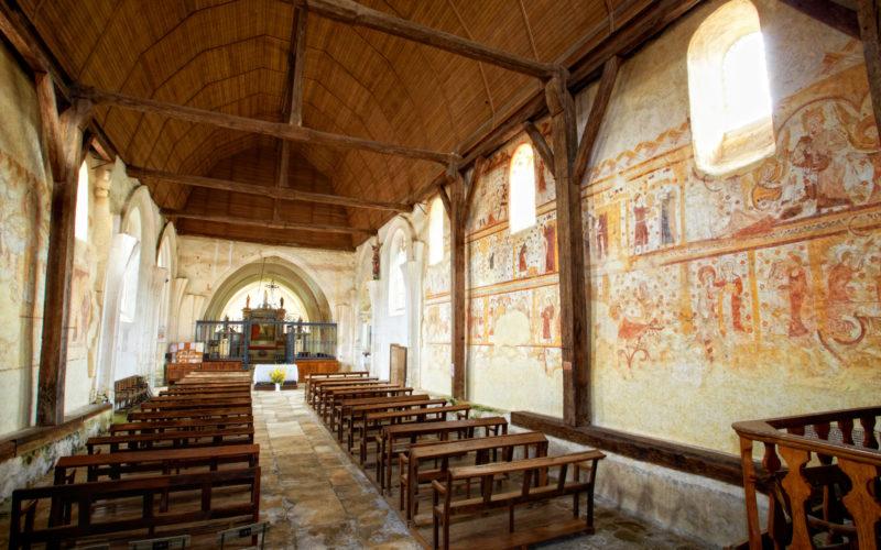 église moutiers