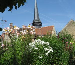 Jardin du Prieuré – La Ferté-Loupière
