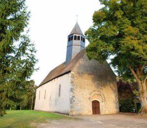 église fontenouilles
