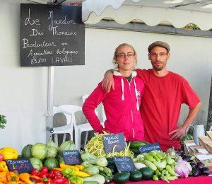 Jardins thorains Fabien et aurélie