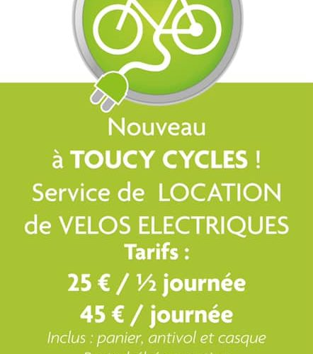 location-velo-toucy-cycles
