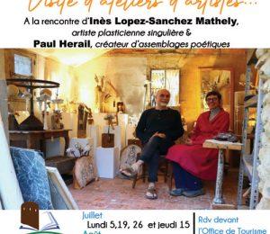visite-ateliers-artistes-rencontre-ines-lopez-sanchez-mathely-paul-herail-saint-sauveur-en-puisaye-ete2021
