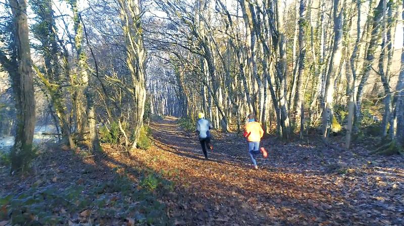 Trail en Puisaye-Forterre