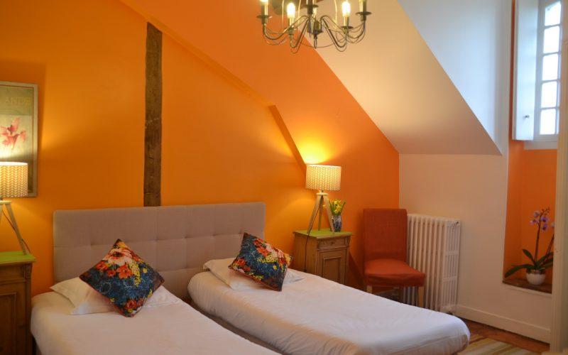 Hôtel Les Grands Chênes – Saint-Fargeau