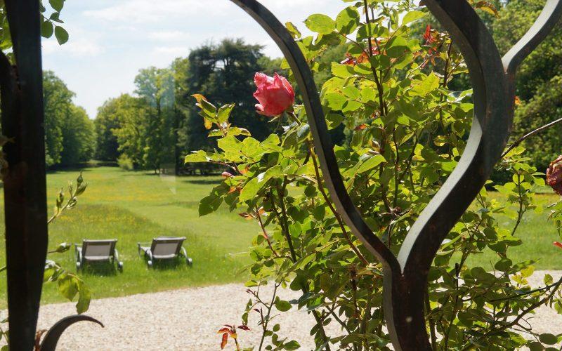 Extérieur parc rosiers