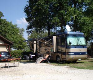 Aire de service camping car Bois Guillaume