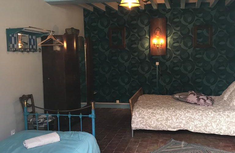 Chambre Alfred et George