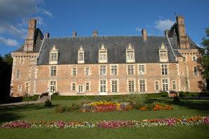 Musée du grès – château de Saint-Amand en Puisaye