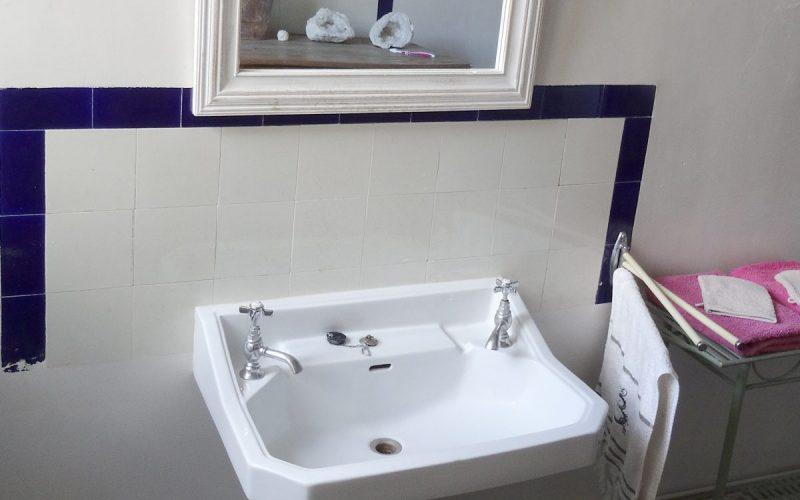 Salle d'eau – détail