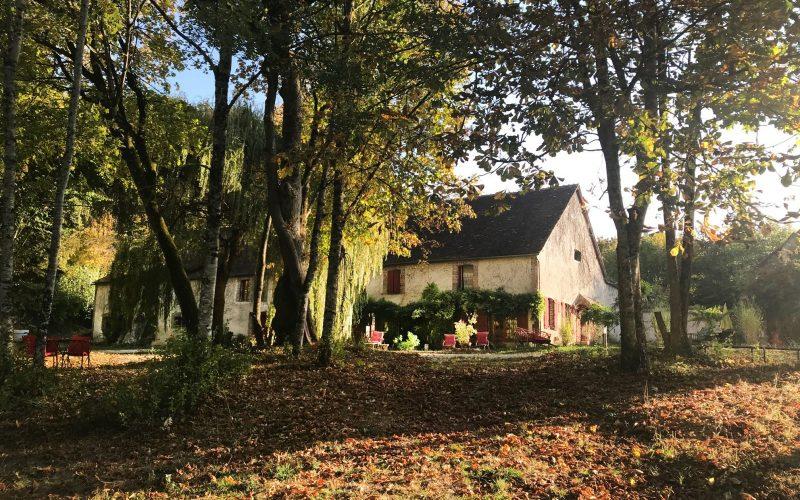 automne 2© Domaine de l'Ocrerie Bourgogne