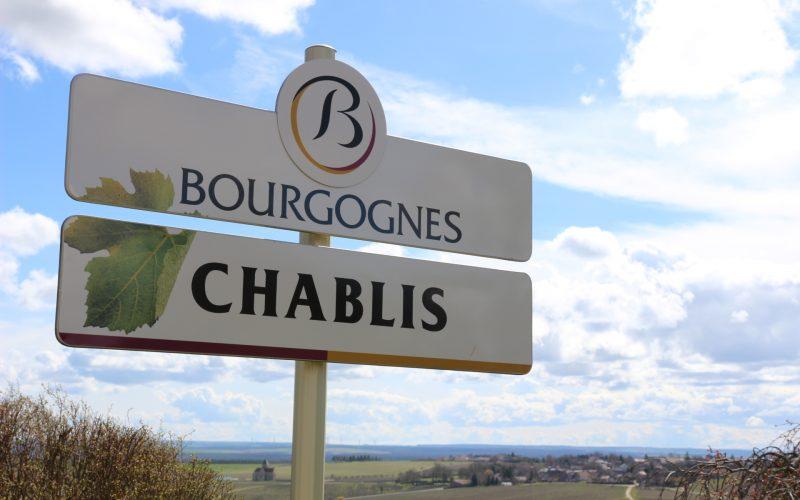 Circuits oenotouristique : le vignoble de Chablis et le Grand Auxerrois